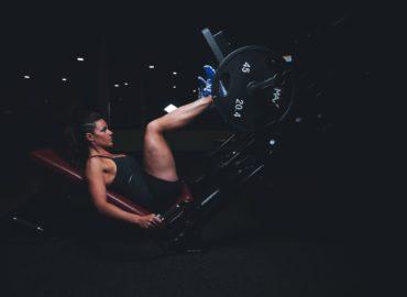 Tłuszcz na brzuchu  trening